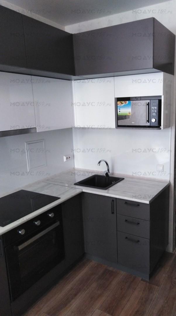 Маленькие угловые кухни: малогабаритные гарнитуры, фото, купить, цены   1080x602