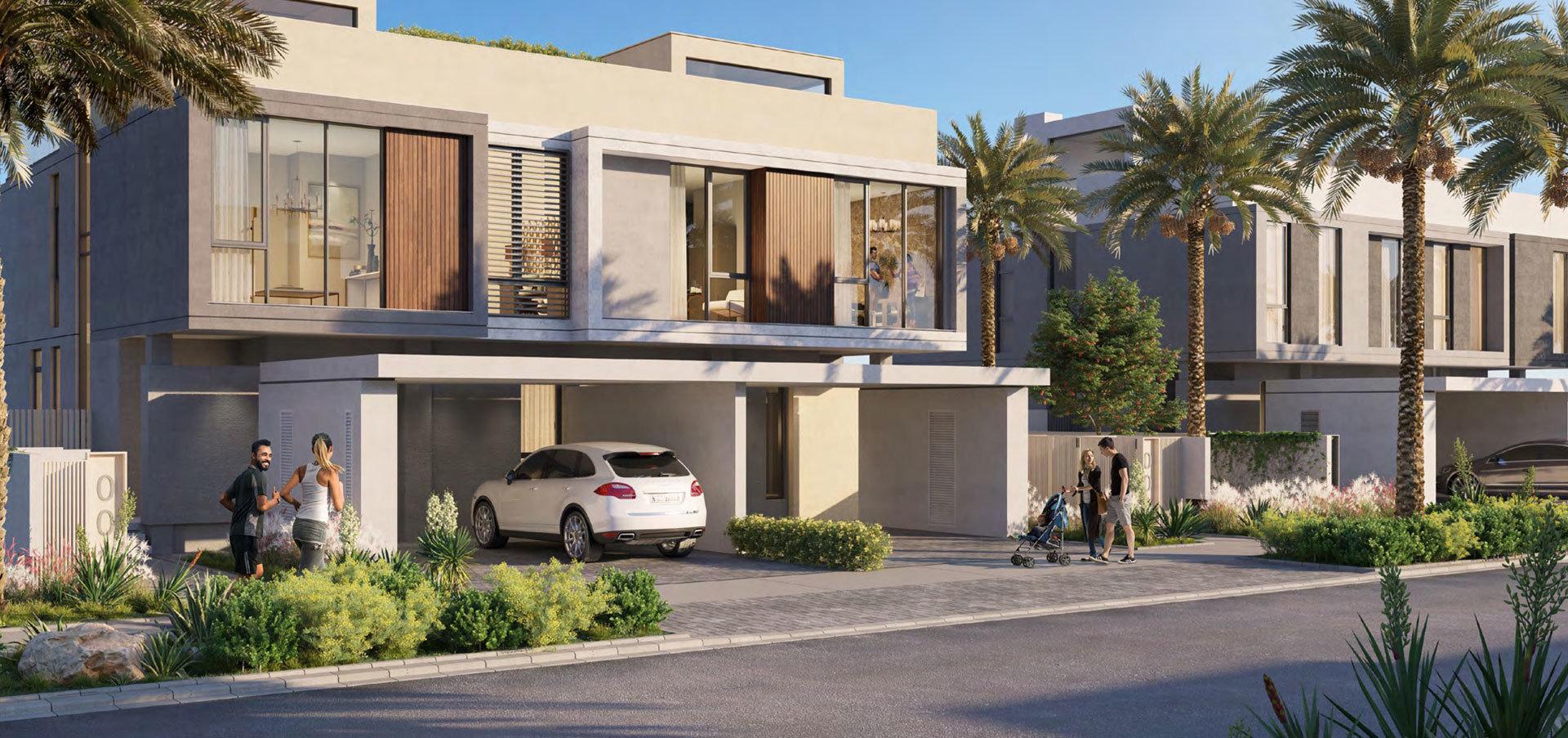 Emaar Golf Grove Villas in Dubai Hills Estate